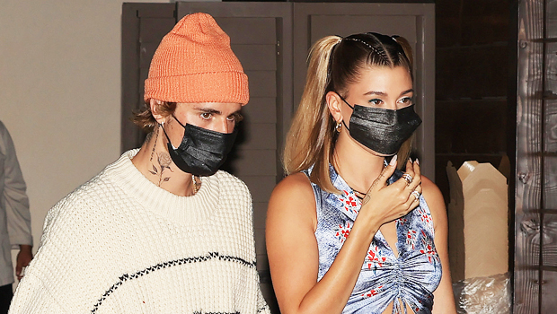 Justin Bieber Swoons Over Sexy Pic Of Wife Hailey Baldwin In Bright Pink Bikini