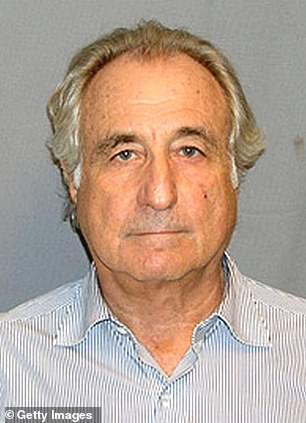 Bernie Madoff, 82, was sentenced to 150 years behind bars in 2009 by Judge Denny Chin for a decades-long scheme that scammed thousands of people of $17.5billion