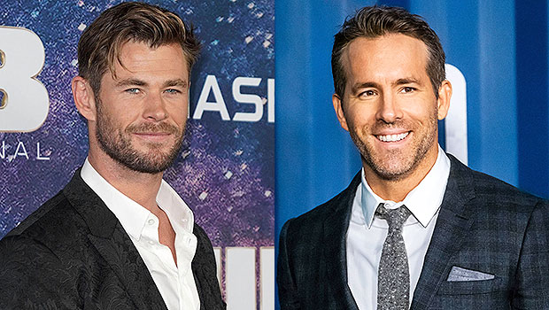 Chris Hemsworth Bashes Ryan Reynolds As 'The Worst Actor' As Hilarious Feud Escalates