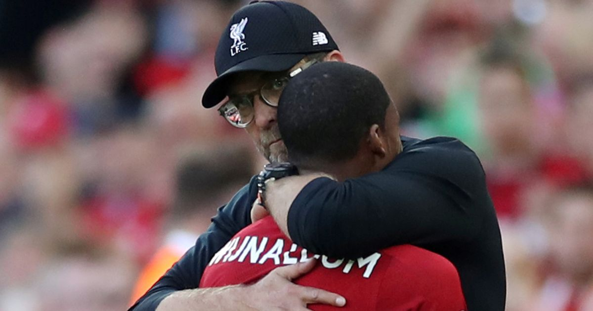 Jurgen Klopp lifts lid on Gini Wijnaldum's attitude amid transfer speculation