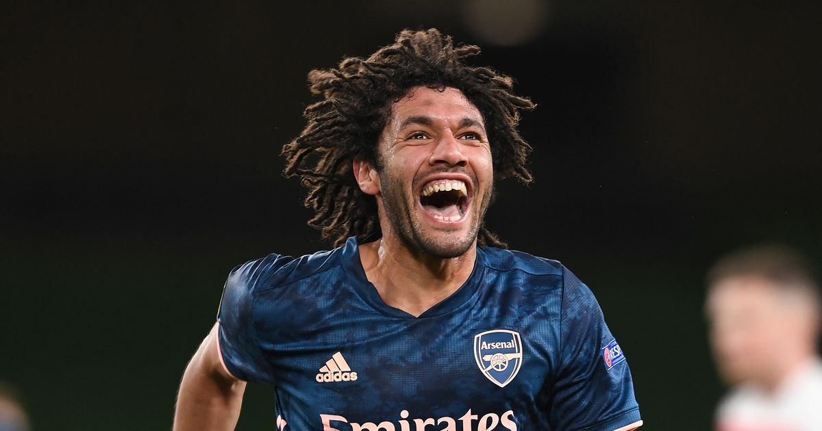 Mohamed Elneny's unconvincing excuse for Arsenal being 15th in Premier League