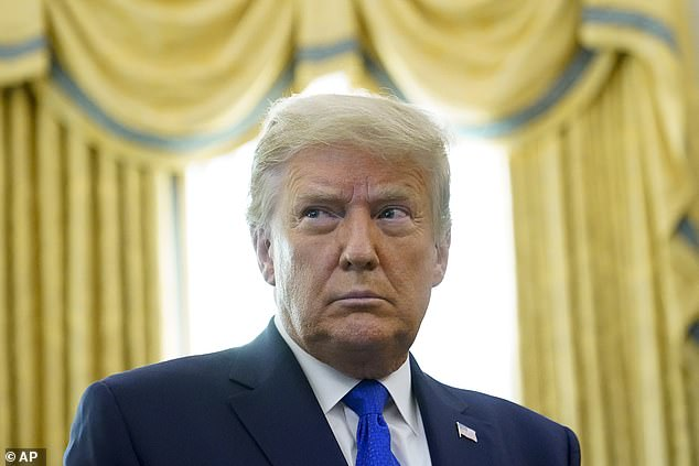 President Donald Trump has said he will veto the National Defense Authorization Act - first over plans to strip Confederate names from military bases and then over section 230 of the Communications Decency Act, which he says gives too much protection to 'big tech'