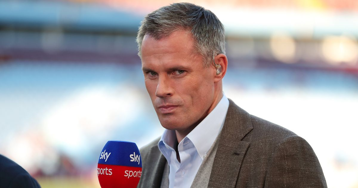 """Jamie Carragher admits he's """"surprised"""" Mikel Arteta has ignored Arsenal signing"""