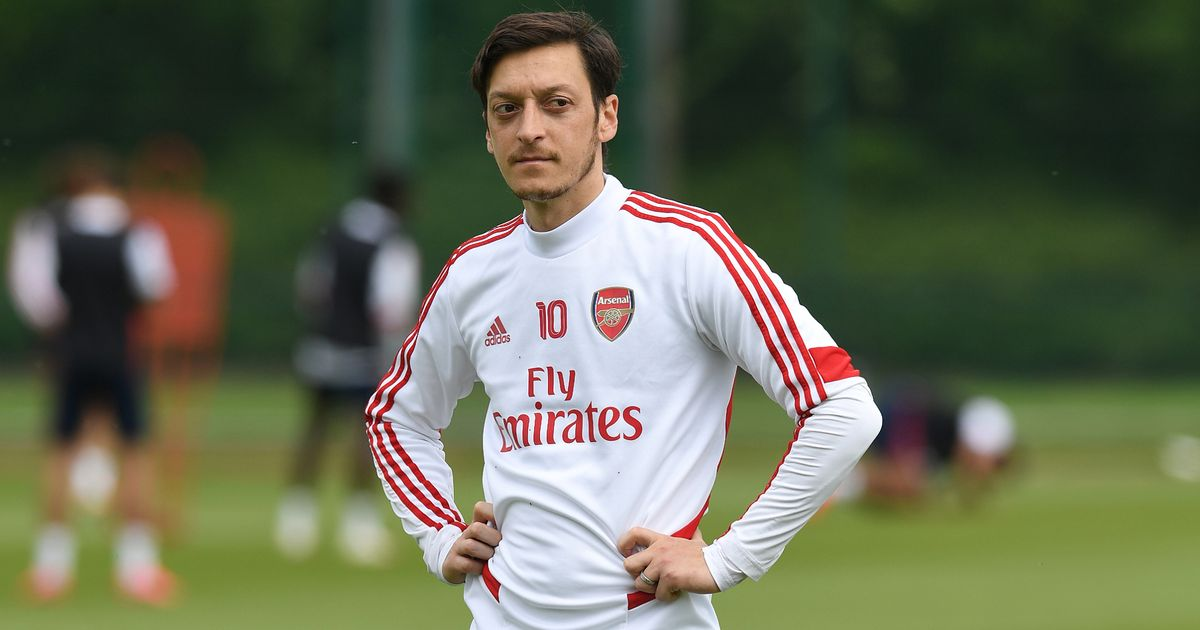 Arsenal's limp Premier League season is crying out for the invention of Ozil