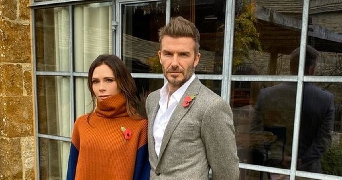 Victoria Beckham slips into her 'sex pants' for intimate date night with David