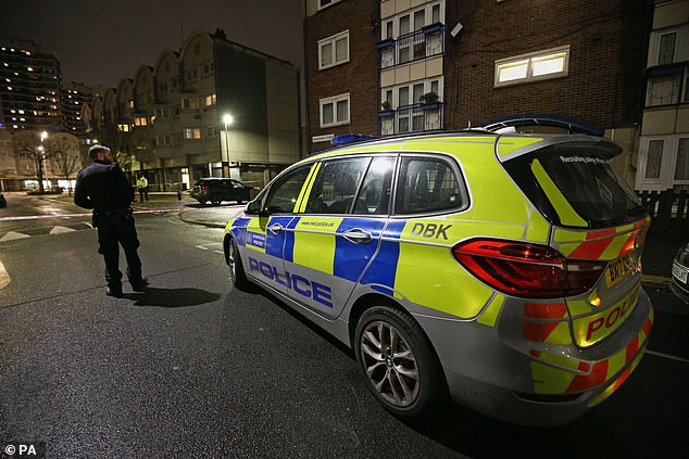 Police and members of the London Ambulance Service (LAS) attended and found a boy, believed to be aged 15, suffering injuries