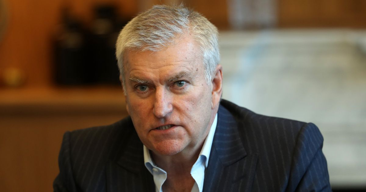 Bill Sweeney does not believe concussion lawsuits will bankrupt RFU