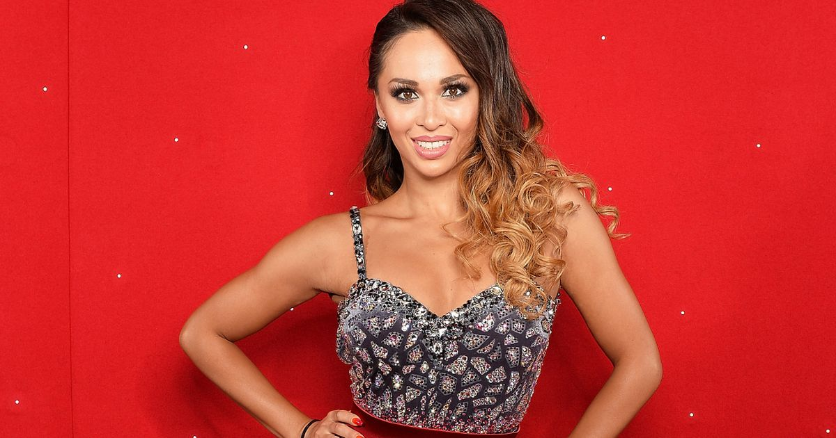 Katya Jones on being 'more talked about than Brexit' over Seann Walsh snog