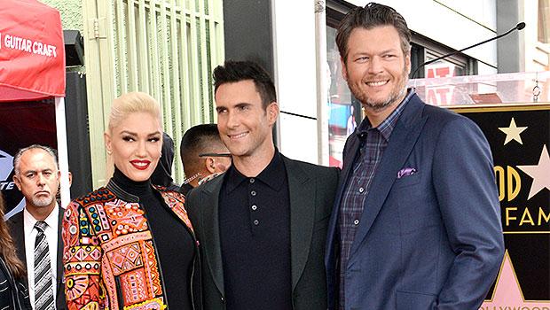Blake Shelton Shades Adam Levine While Jokingly Inviting Him To Perform At His Wedding To Gwen Stefani