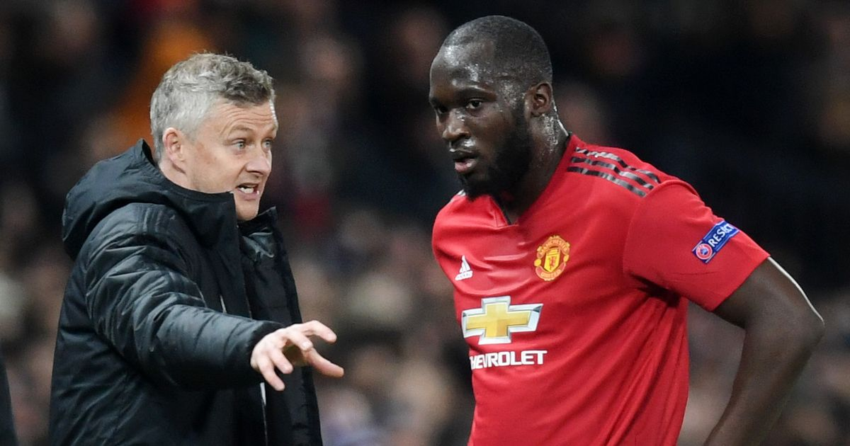 Solskjaer aims thinly-veiled dig at Romelu Lukaku in Paul Pogba defence
