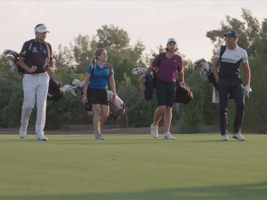 COVID-19: Dubai doctor surprised by world's top golfers