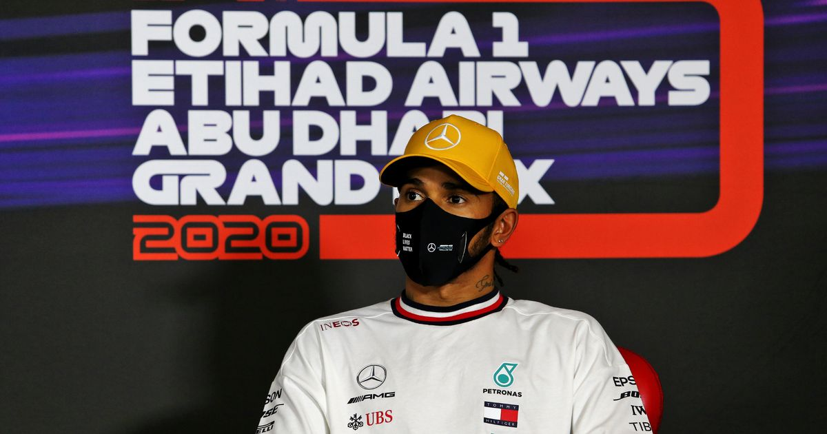 """Lewis Hamilton opens up on """"difficult weekend"""" after returning to F1 action"""