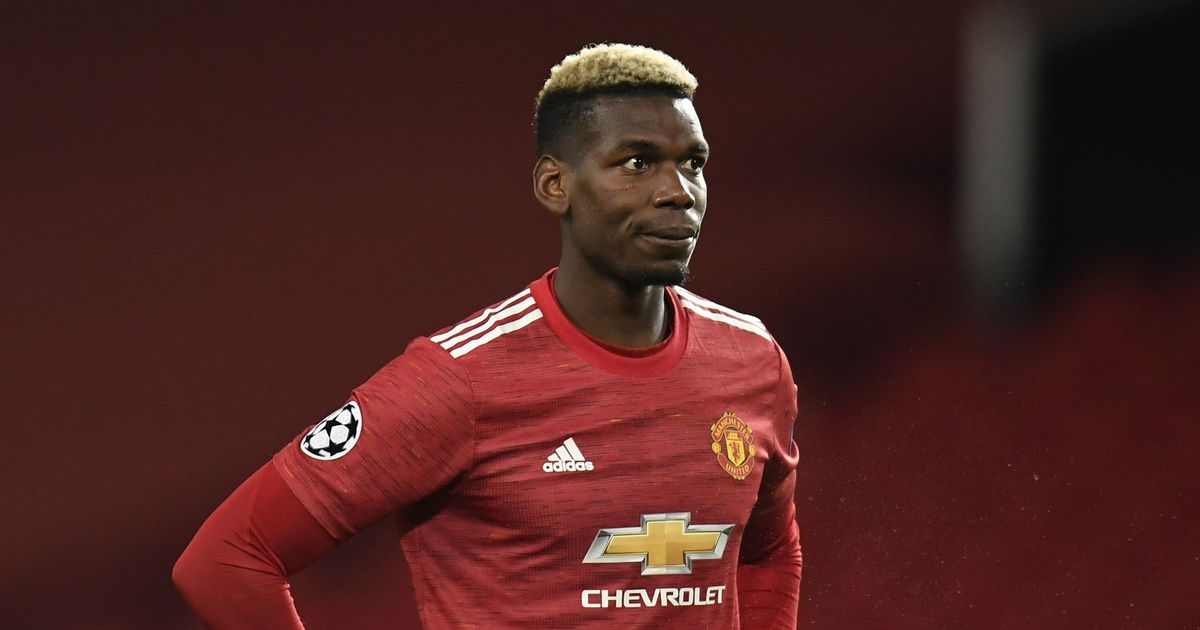 Man Utd 'rejected two-player swap deal' with Juventus for Paul Pogba in summer