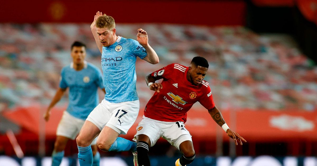 Five talking points as Man Utd and Man City both took a point in a cagey derby