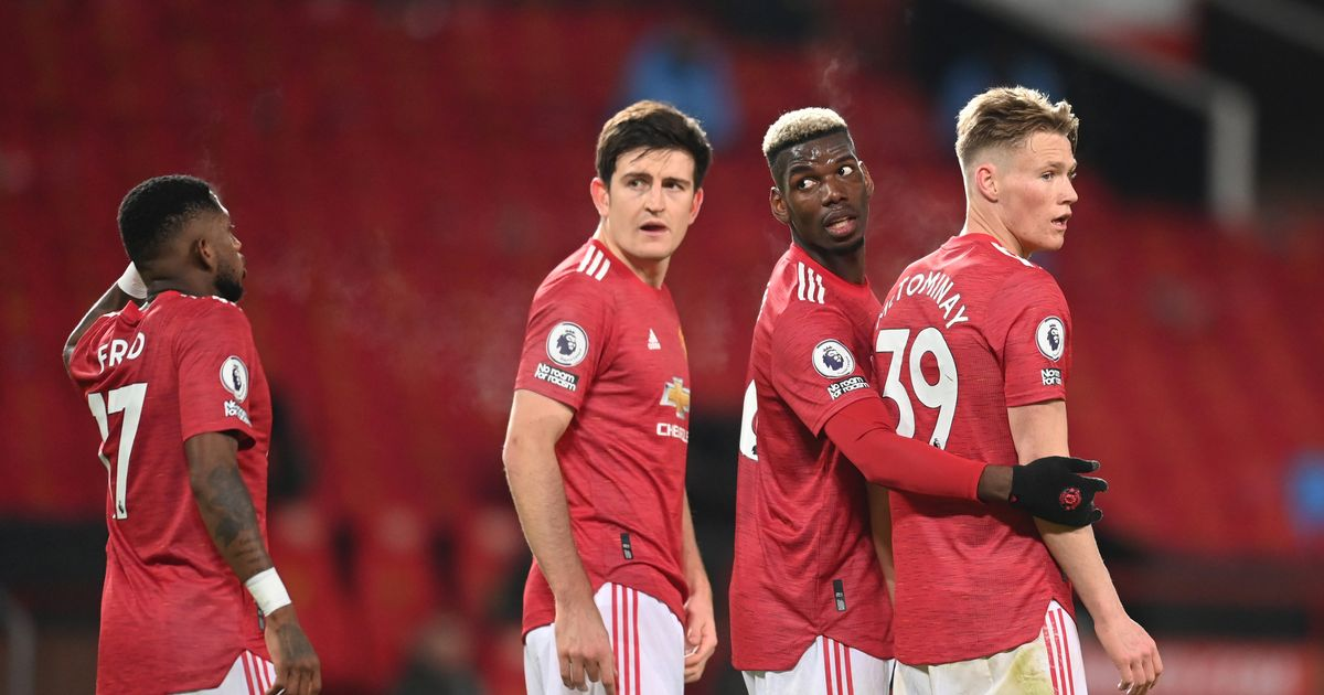 Man Utd's glory days look further away than ever after dismal derby draw v City