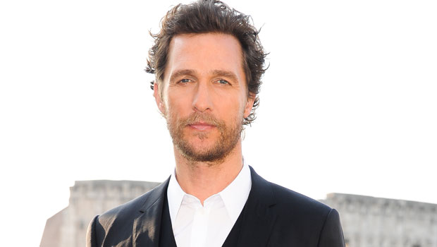 Matthew McConaughey & Daughter Vida, 10, Talk About Learning 'Lessons' In Rare Video — Watch