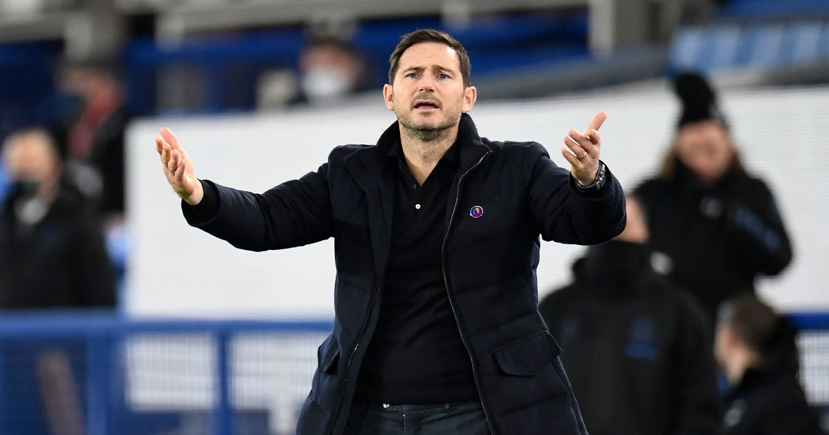 Frank Lampard delivers harsh reality check to Chelsea stars over title ambitions