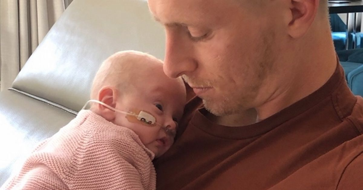 Burnley's Ben Mee opens up about baby daughter's fight for life