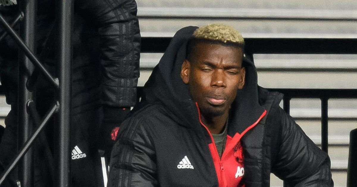 Juventus plotting Paul Pogba loan deal as Man Utd star eyes January transfer