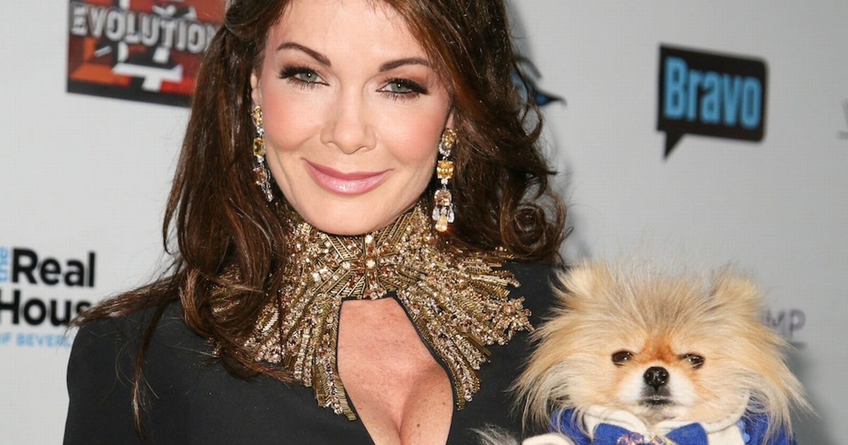 Lisa Vanderpump's heartache as she mourns her beloved dog Giggy in loving note