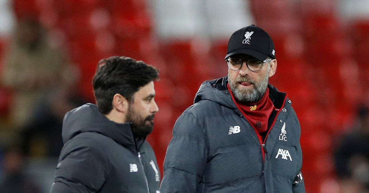 Klopp lifts lid on vital role played by Matos during Liverpool injury crisis
