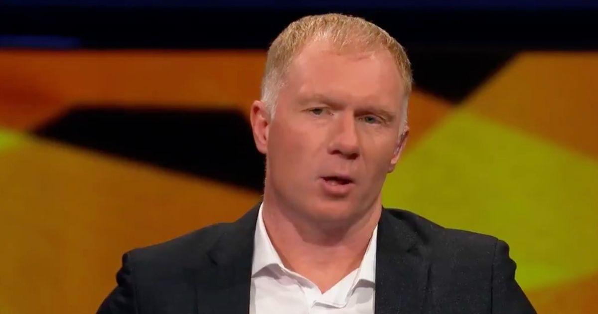 Paul Scholes identifies major problem in Ole Gunnar Solskjaer's tactical set-up