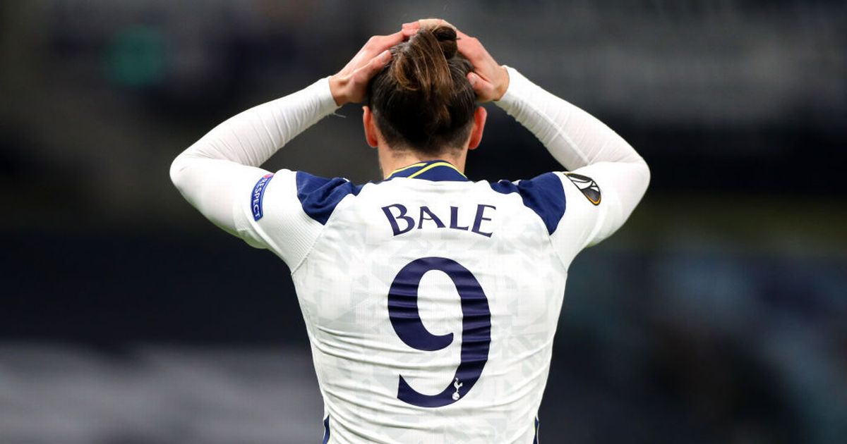Mourinho explains Bale absence as star left out of Spurs squad to face Palace