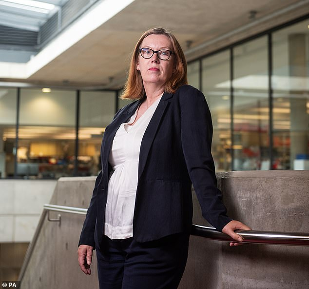 Sarah Gilbert, professor of vaccinology at Oxford University, said the chances of its vaccine being released before the end of the year are 'pretty high'