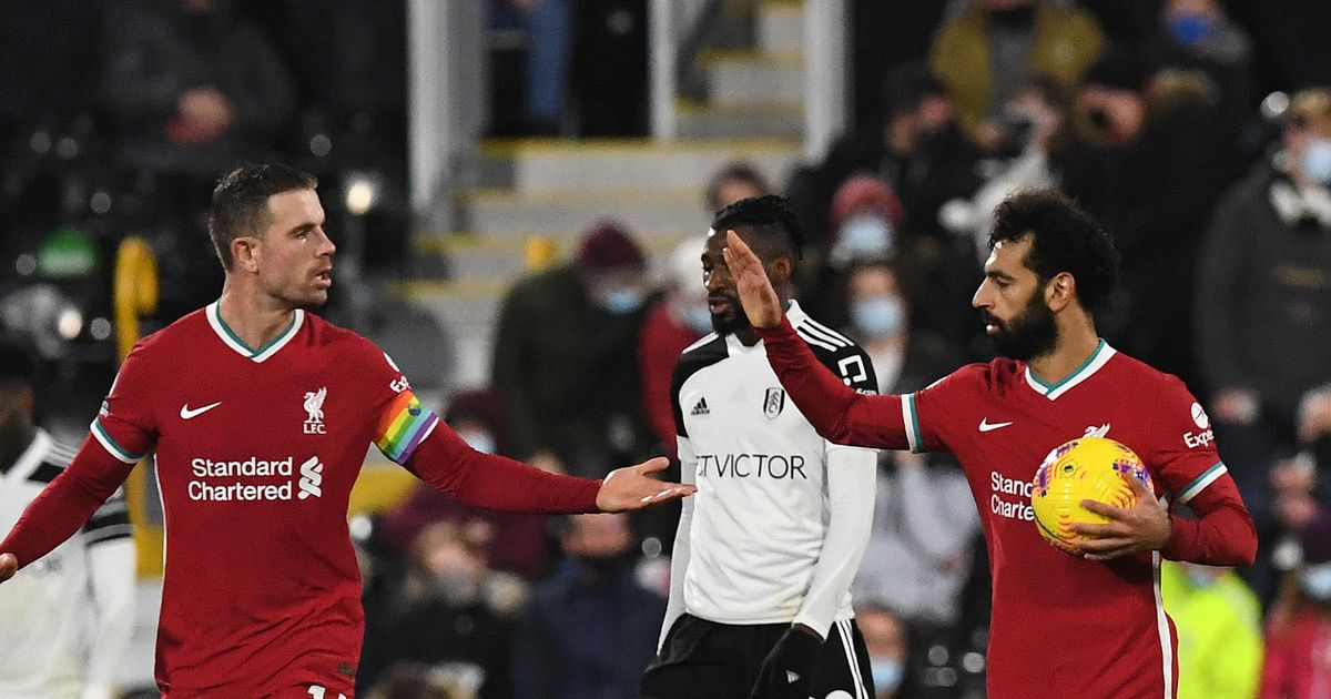 Fulham 1-1 Liverpool: 5 talking points as Reds miss chance to regain top spot