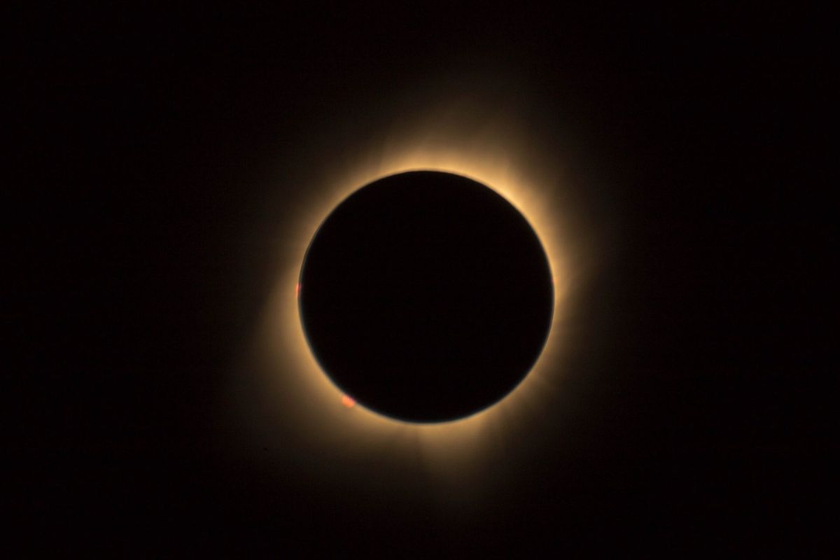 Total solar eclipse: 4 tips from NASA to photograph the December phenomenon without damaging your camera   The State