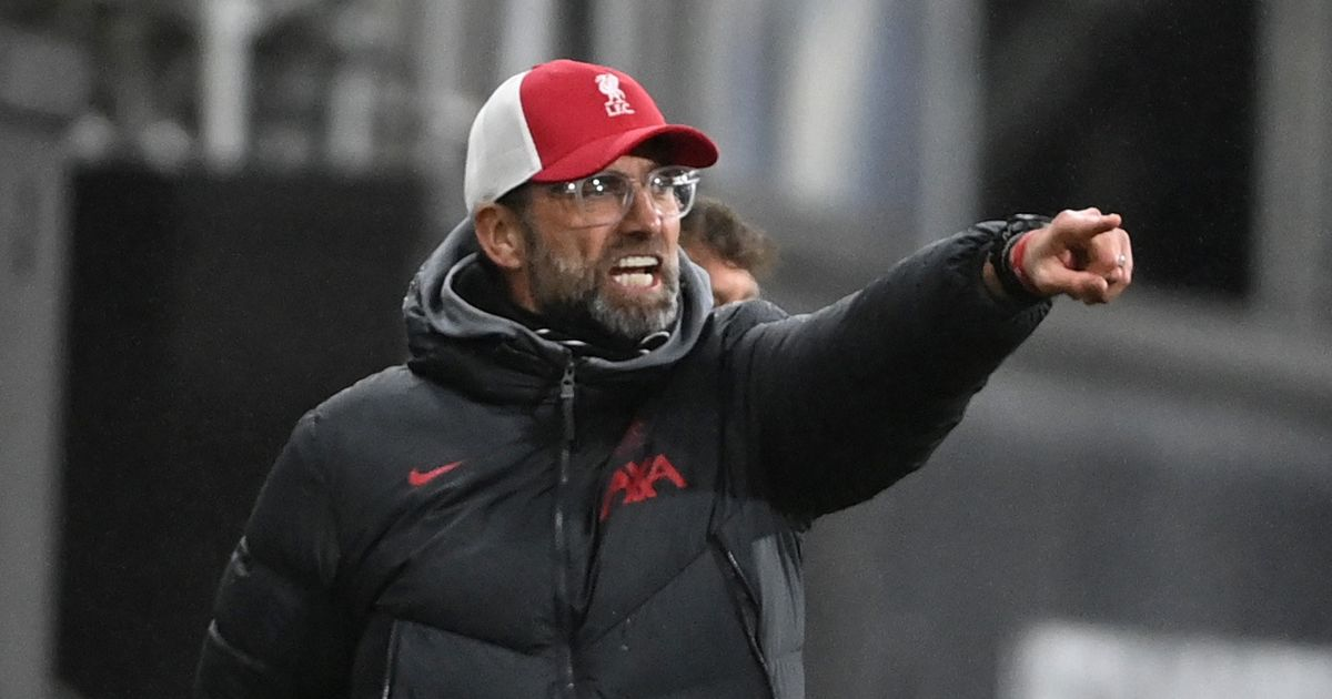Jurgen Klopp explains why he shouted at Liverpool's players during Fulham clash