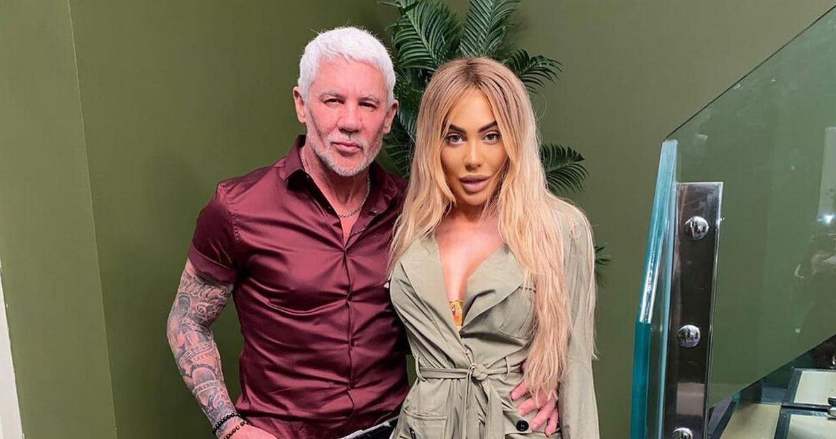 Celebs Go Dating star Wayne Lineker says it's a shame he can't date Chloe Ferry