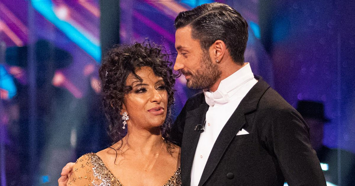 Strictly's Ranvir Singh 'adores' Giovanni Pernice as she shows painful sacrifice