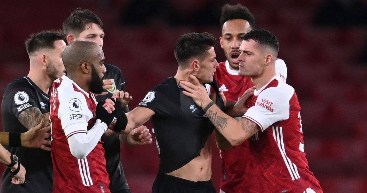 Neville and Redknapp proved spot on after previous damning Xhaka assessment