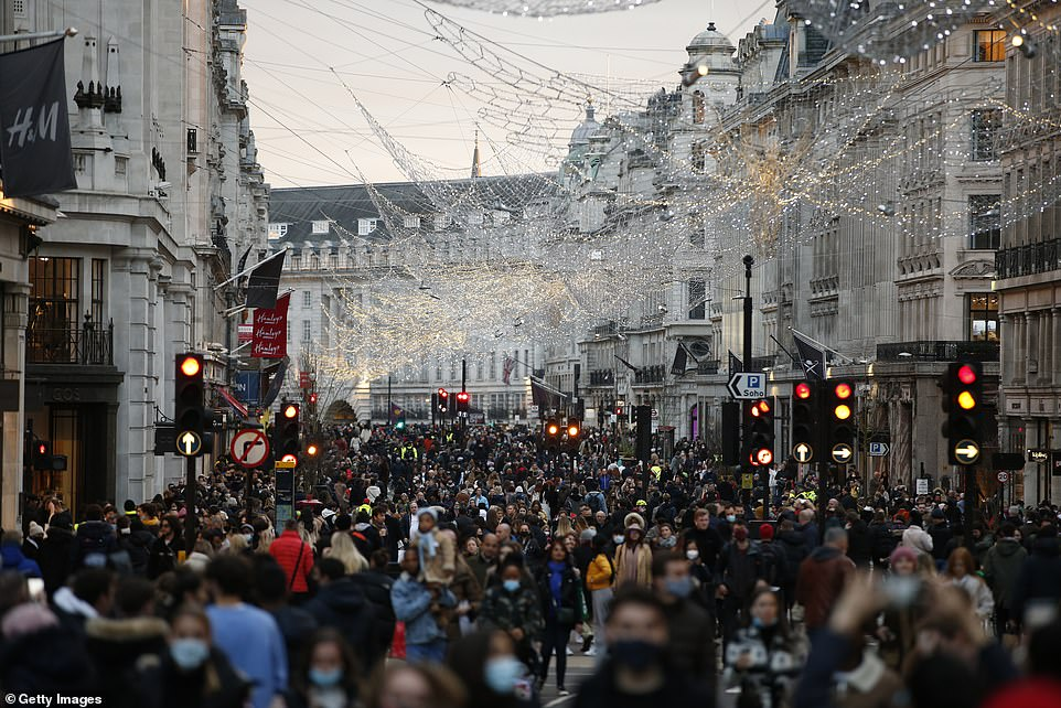 Despite London's growing Covid-19 rate, there are warnings not to put the capital under Tier 3 restrictions, amid fears it could be 'catastrophic' for businesses in the run up to Christmas
