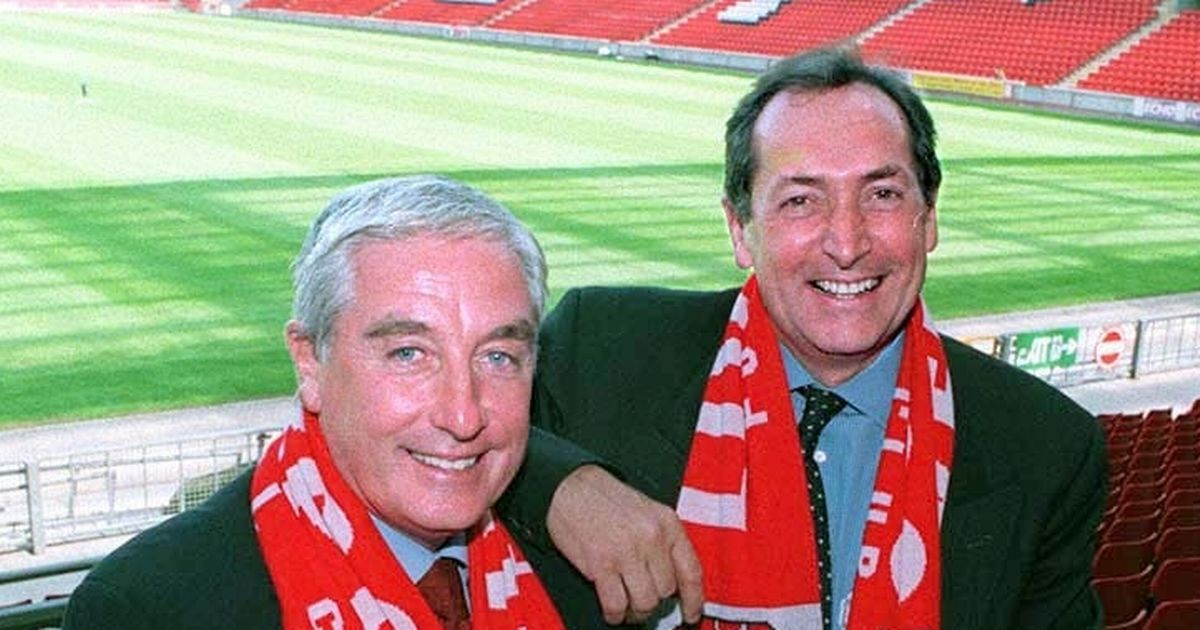 Roy Evans and Phil Thompson pay tribute to former Liverpool boss Gerard Houllier
