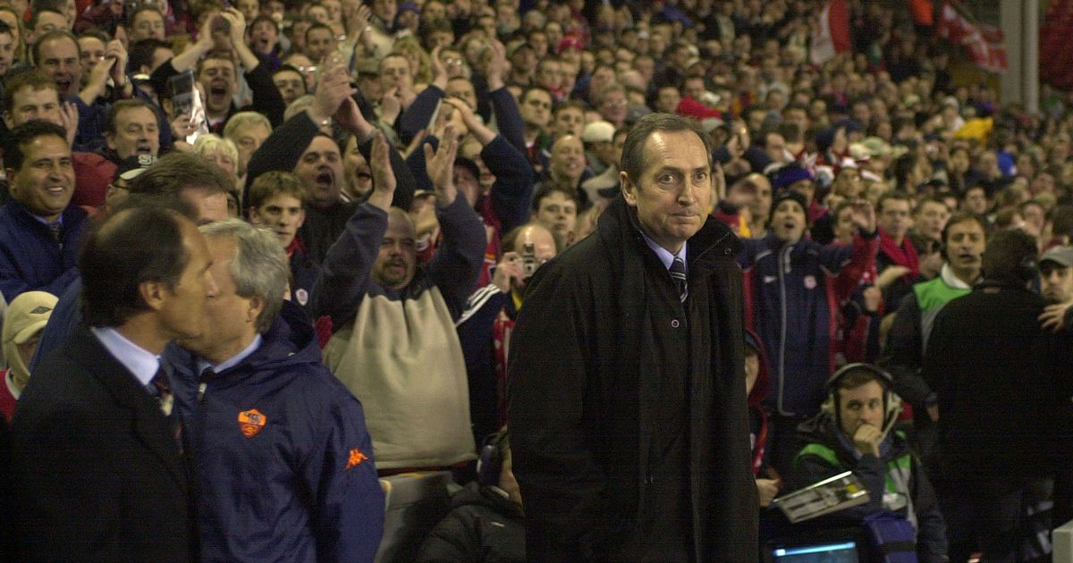 Remembering Houllier's secret Anfield return that led to Liverpool beating Roma