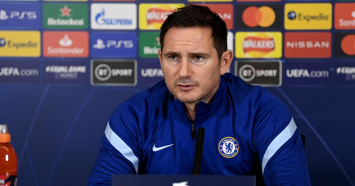 Lampard's honest reaction to Chelsea drawing Atletico Madrid in Champions League