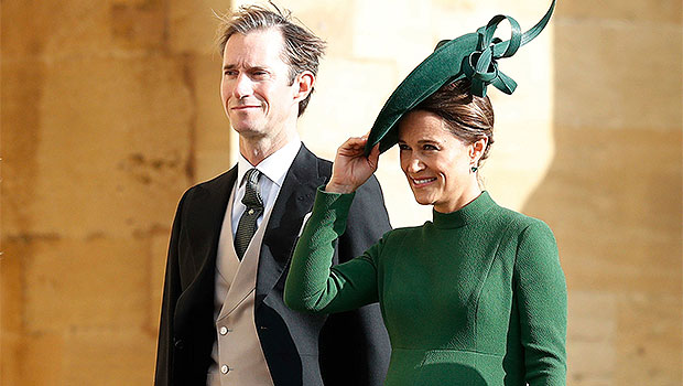 Pippa Middleton Pregnant & 'Thrilled' To Be Expecting Baby No. 2 With Husband James Matthews — Report