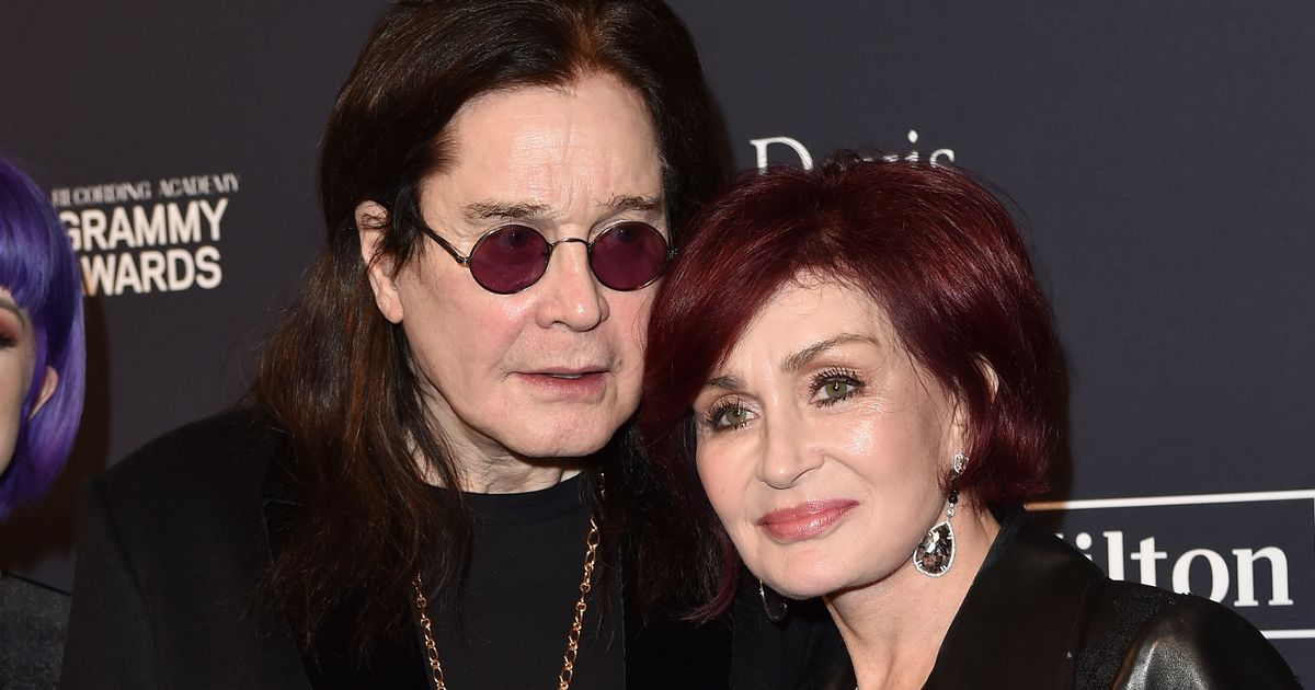 Sharon Osbourne 'blames herself' for Ozzy's infidelity throughout their marriage