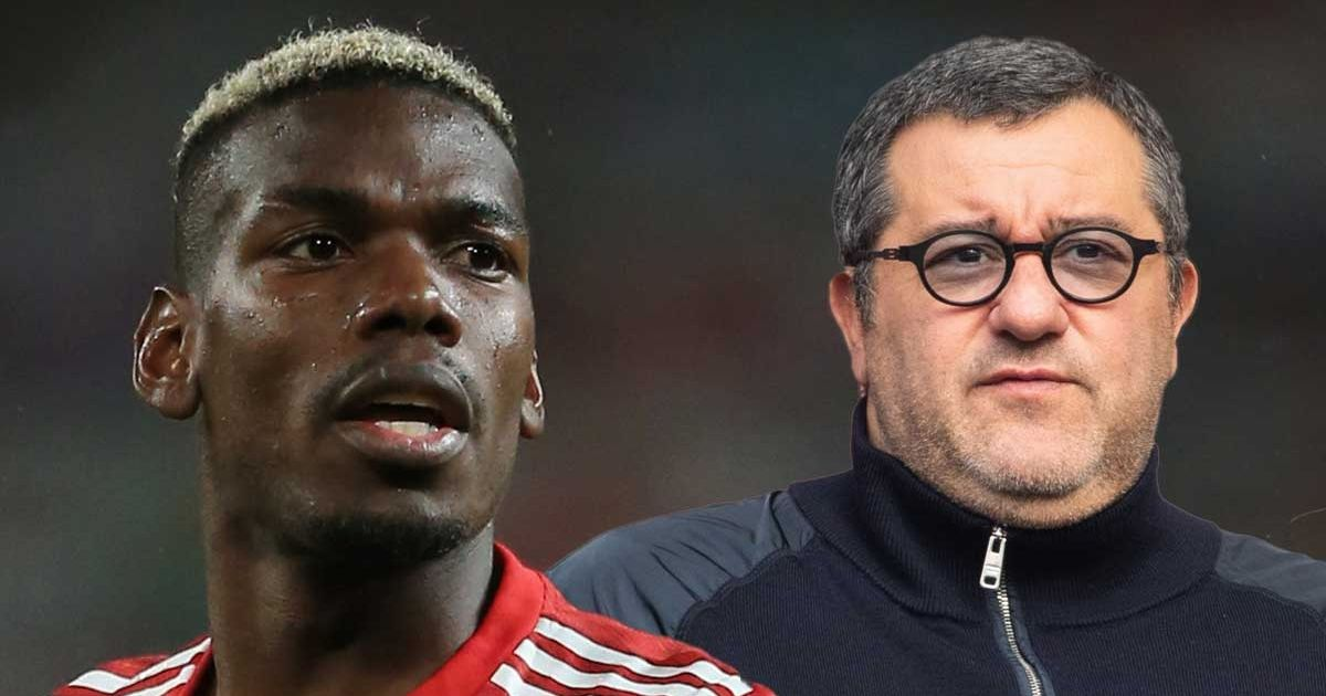 Raiola clarifies when Pogba will leave Man Utd with fresh transfer comments
