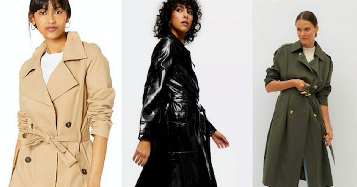 10 best trench coats for winter 2020 that should be on your radar