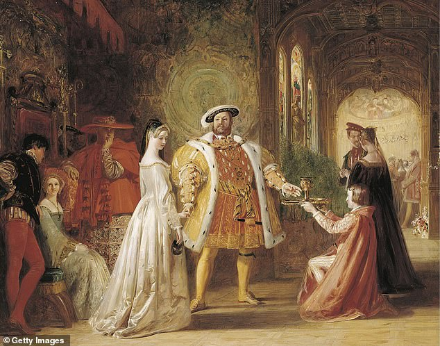 Anne was the second wife of English King Henry VIII, whom he famously had beheaded
