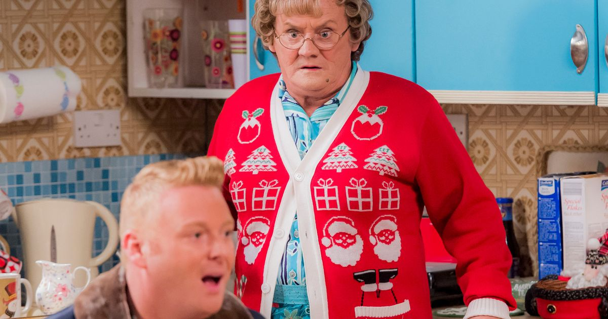 Mrs Brown's Boys' Brendan O'Carroll accused of covering up Gary Hollywood's exit