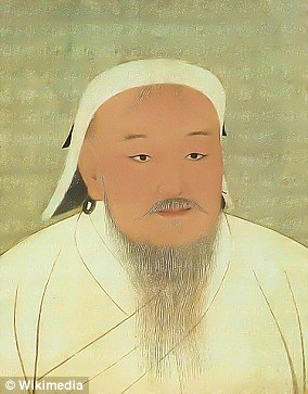 Genghis Khan was the founder and Great Khan of the Mongol Empire