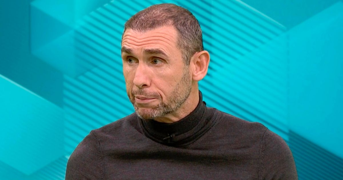 "Martin Keown slams Arsenal star for looking ""like he's on holiday"" at Gunners"
