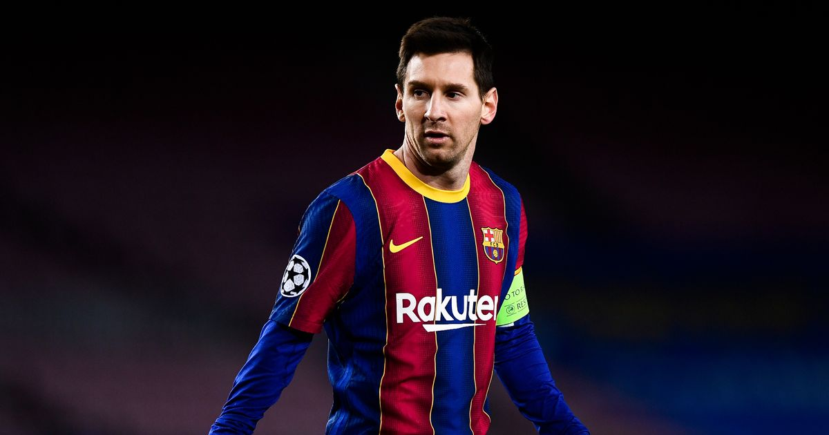 Man City receive Lionel Messi transfer boost after damning Barcelona admission