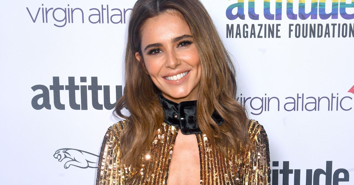 Cheryl shares rare video of 3-year-old Bear wishing fans a merry Christmas