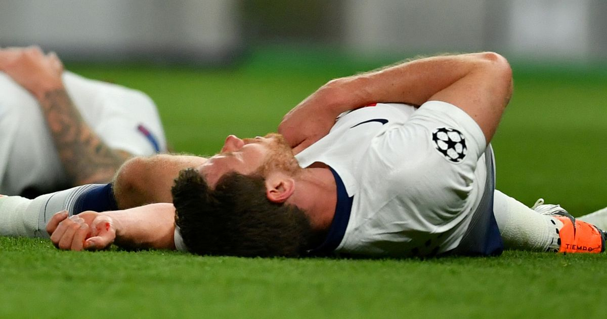 Vertonghen played with concussion symptoms for 9 months in bid to earn new deal