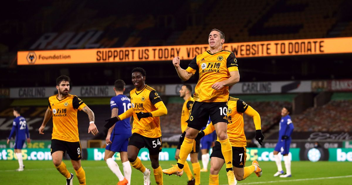 5 talking points as last-gasp Wolves winner dents Chelsea title hopes in 2-1 win
